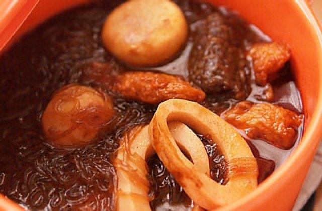 【方便料理】夏天還是要吃麻辣鍋!素媽辣~素食養生麻辣鍋
