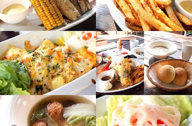 【苗栗】天空之城「鳥vs人森林餐飲」蔬食景觀餐廳