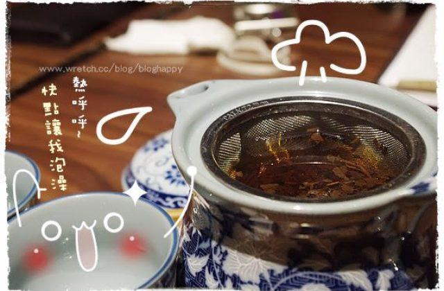 [台北] 集客人間茶館.火鍋素醬料好吃 (葷素