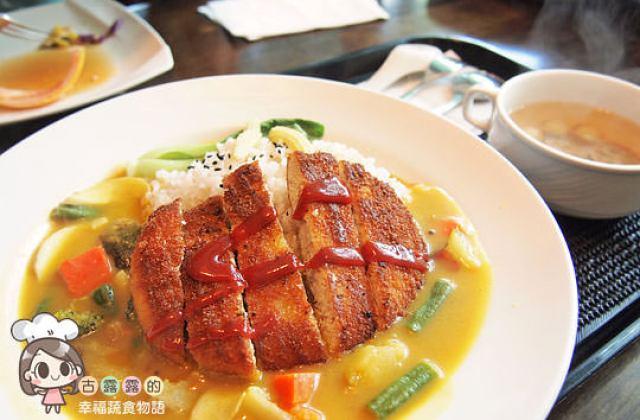 [台北] 靜靜的享受早午餐 亞蘿瑪咖啡屋|天母蔬食餐廳 (2015/5補照