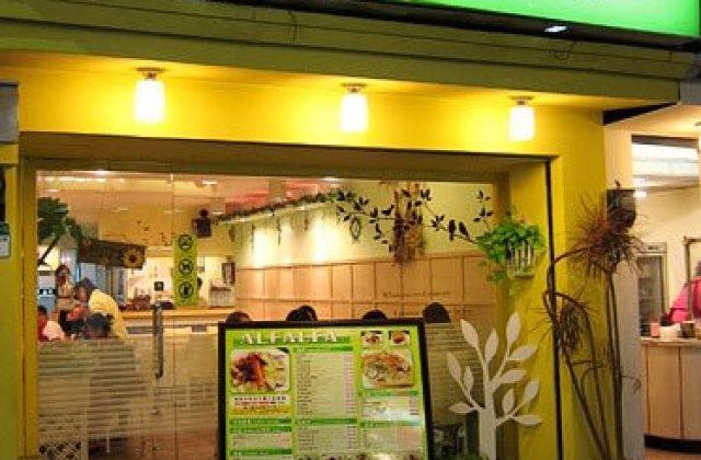 【台北】苜蓿芽餐坊CAFE.中山捷運巷弄平價簡餐(葷素