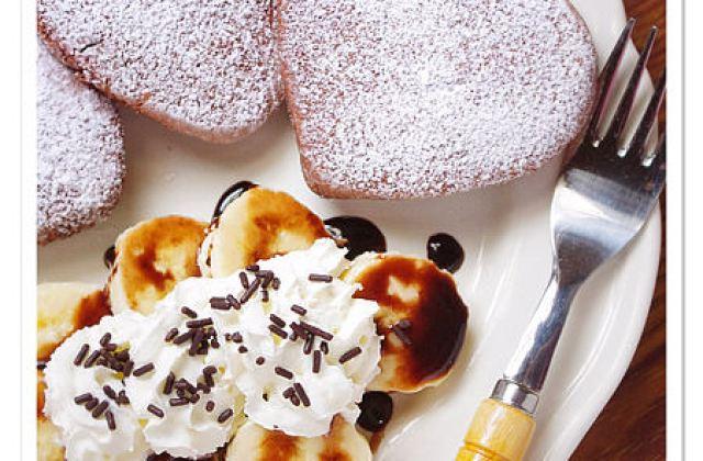 【料理大變身】母親節快到了~用可可亞做鬆餅點心!飲用、料理