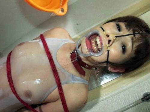 (写真25枚)女の口を強制的に開かせる器具たち→中でも一番屈辱的なのがコチラ・・・