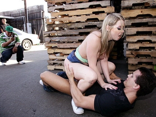 (写真)こうなったら終わり。SEX中毒のカップルの末路・・・(22枚)