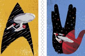 [新聞] 美國郵局推出《星際爭霸戰》50 週年紀念郵票