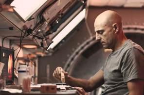 [新聞]一張火星的單程票!馬克史壯主演太空探險電影《未知觸碰》釋出全新預告