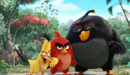 《憤怒鳥玩電影》