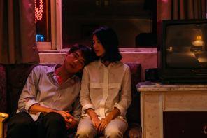 [人物] 專訪公視新創電影《最後的詩句》主角傅孟柏、溫貞菱