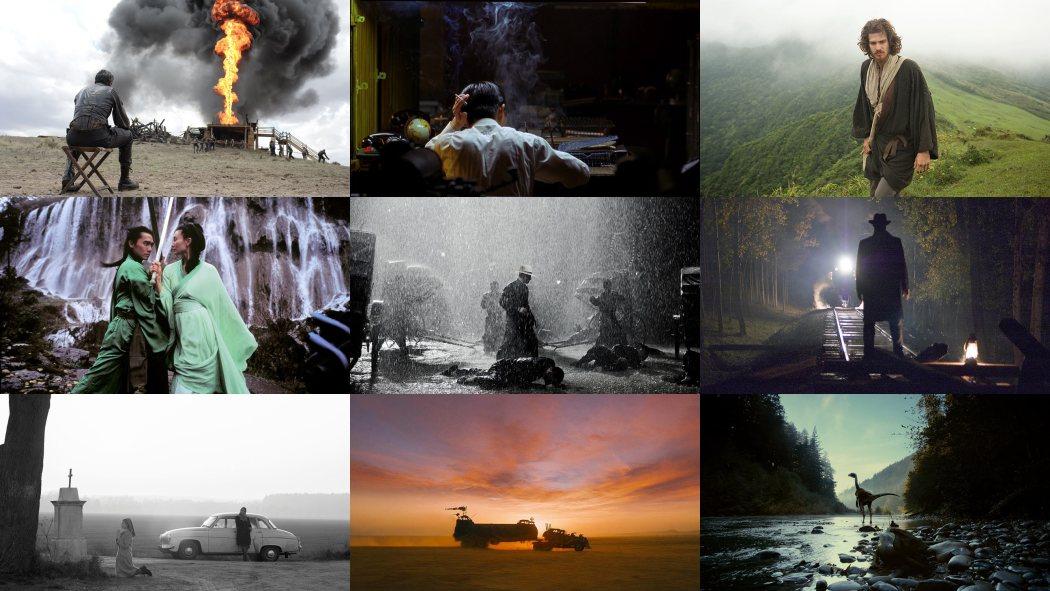 INDIEWIRE 評選 21 世紀最傑出的 25 部電影攝影作品