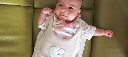 『育兒用品_babymio米爾寶寶』優質有機棉防踢被,可愛耐看、質感超舒服~