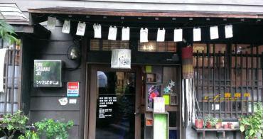 【宜蘭】賣捌所~日式古屋的搖滾風情