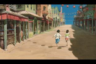 千尋和白龍5個充滿愛的瞬間 - 宮崎駿的夢想之城