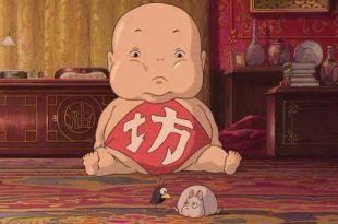 【解析】神隱少女裡面的巨嬰寶寶隱藏著什麼樣的特別含義?-動漫的故事