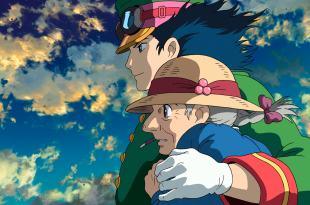 「截然不同的兩個人可以相愛嗎?」宮崎駿用《霍爾的移動城堡》給出最完美的答案-動漫的故事