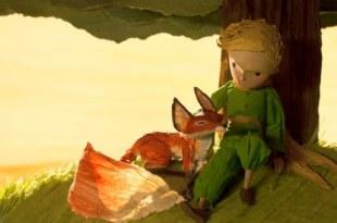 一個人可以很天真簡單的活著,必是身邊無數人用更大的代價守護來的-《小王子》-動漫的故事