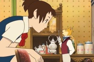 小春放棄貓男爵的愛的同時又獲得了什麼?-《貓的報恩》-動漫的故事