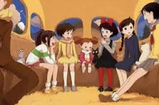 宮崎駿動畫的主角為什麼多為女性角色?這裡面藏著宮崎駿的巧思-動漫的故事