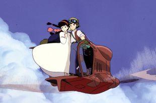時間其實終究會比愛、恨都強悍,最後要忘記什麼都不難- 宮崎駿的夢想之城
