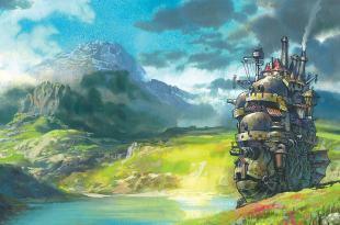 要是ㄧ直悲傷,日子只會過的更難受- 宮崎駿的夢想之城
