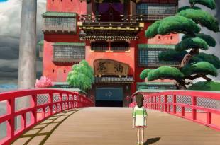 當你選定一條路要往前走時,另一條路的風景便與你無關- 宮崎駿的夢想之城