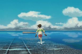 所謂門檻,過去了就是門,沒過去就成了檻- 宮崎駿的夢想之城