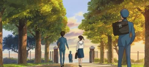 回憶裡的人見不了。去見了,也許回憶就沒了。人都是會變的。愛情也好,友情也罷- 宮崎駿的夢想之城