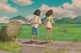 不管前方的路有多苦,只要方向正確,都比站在原地更接近幸福 – 宮崎駿的夢想之城