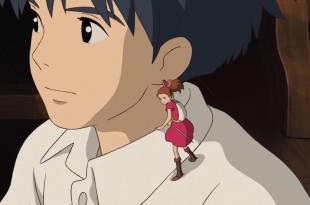 渺小的人,反而比一般人更懂得堅持,也更有面對困難的勇氣。 – 宮崎駿的夢想之城