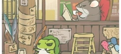 【《旅行青蛙》最全育兒經】為何你的小蛙不愛回家?看完這張照片,你就懂了。 – 動漫的故事