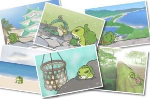 「沒想到《旅行青蛙》竟然是攝影高手?」看完這 8 組圖,才知道青蛙竟然那麼有才華! – 我們用電影寫日記