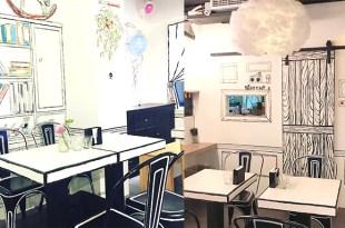 國父紀念館站這家特色餐廳在IG超人氣!就像走進漫畫世界一樣,拍照拍到停不下來-台灣美食懶人包