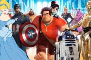 《無敵破壞王2》即將上映,迪士尼找了一大堆角色來客串,你認得出來他們嗎? – 動漫的故事
