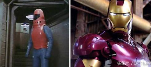 30年前的鋼鐵人長這樣!!看完其他超級英雄的過去圖集,浩克實在太好笑了! - 《我們用電影寫日記》