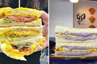 「10家在IG上超夯的人氣三明治」銅板價就吃得到的超美味餐廳,台北就有這麼多家!-台灣美食懶人包