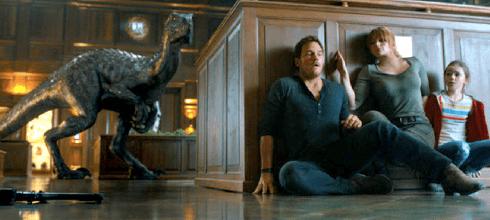 「這隻恐龍的腦袋有問題!」《侏羅紀世界2》團隊無奈證實,電影中恐龍肢體不協調原因! - 我們用電影寫日記
