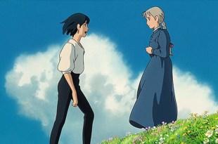 「霍爾是從何時開始愛上蘇菲的?」果然是宮崎駿電影中最令人心動的一對-《霍爾的移動城堡》-動漫的故事