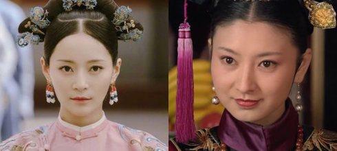 「《延禧攻略》和《甄嬛傳》最像的 5 個角色」純妃是另一個沈眉莊!-我們用電影寫日記