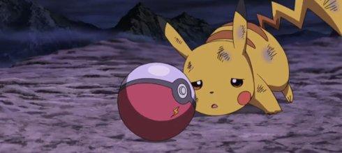 「為什麼皮卡丘死都不願意待在寶貝球裡?」這位法國大師畫的兩張圖說明了原因! - 《精靈寶可夢》 - 動漫的故事
