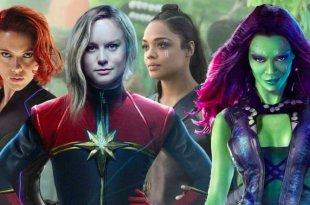 《復仇者聯盟4》最後大戰「女性超級英雄集結」的鏡頭,竟藏了 2 個特殊意義…. – 我們用電影寫日記