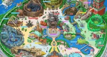 200頃「宮崎駿主題公園」設計圖曝光!5大主題園區真實還原宮崎駿世界。-動漫的故事