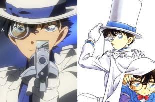 日本網友買了「怪盜基德」的白色帽子,收到後開箱卻「哭笑不得」…..—《名偵探柯南》—