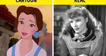 「不是童話!《白雪公主》以這 3 個人為原型設計...」盤點 12 個以明星為原型的卡通人物 - 我們用電影寫日記