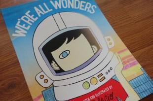 反霸凌繪本-幼兒同理心書單「We are All Wonders」2017年推薦必讀奇蹟男孩
