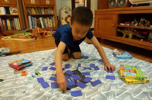 孩子耐挫力差,陪他玩桌遊-「英國Orchard Toys迷你桌遊」外出也很好用