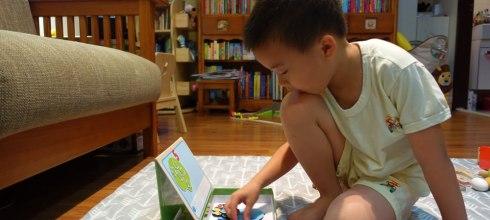 [同大爺私物]小小孩數學桌遊大集合|Orchard Toys魔法數學及Haba行動數字小提箱