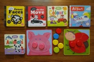 [親子共讀] 2017年適合0-5歲以上的硬頁書|推推書|動物對應遊戲板