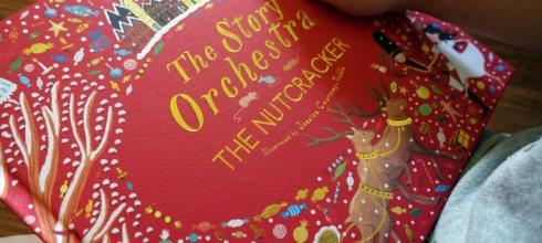 [音效書]輕舞飛揚的柴可夫斯基胡桃鉗 The Story Orchestra: The Nutcracker