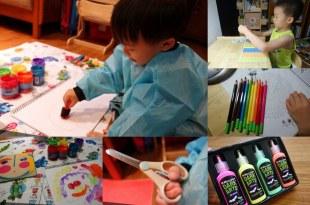 【揪團】Micador 澳洲無毒水洗顏料|用了2年的好用幼兒畫畫工具