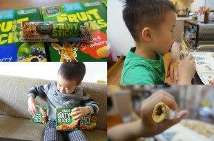 [第3團] 讓孩子遠離過敏,選天然零食 紐西蘭Mother Earth烘培燕麥棒+水果棒