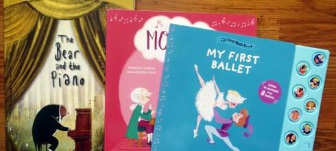 又被燒到,音樂音效書大集合|My First Ballet Music Book世界古典芭蕾舞曲